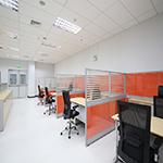 طراحی دفتر باز